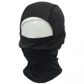 CISE Masker Motor Full Face Mask - W54 - Black