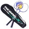 Regail Raket Badminton 2 PCS - Blue