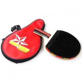 Regail Raket Tenis Meja - Black