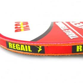 Regail Raket Tenis Meja - Blue - 3