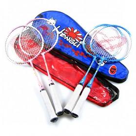 Regail Raket Badminton Anak 2 PCS - Blue - 2