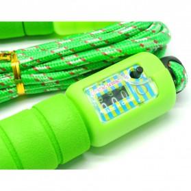Tali Skipping dengan Penghitung Otomatis - Multi-Color - 2
