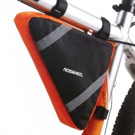 Roswheel Tas Sepeda Segitiga - Orange