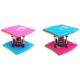 Papan Twister Spring Fitness Gym Yoga - Multi-Color - 2