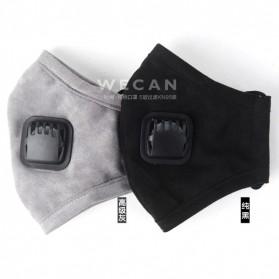 Masker Filter Anti Polusi Pria PM2.5 N95 - Black - 2
