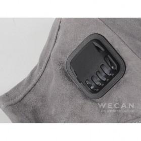 Masker Filter Anti Polusi Pria PM2.5 N95 - Black - 4