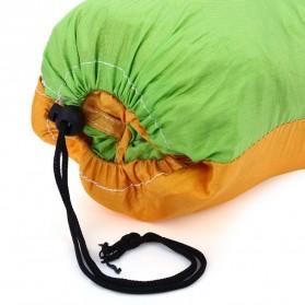 Hammock Parasut dengan Net Anti Nyamuk - H260300 - Army Green - 5