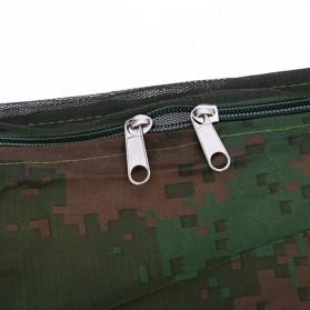 Hammock Parasut dengan Net Anti Nyamuk - H260300 - Army Green - 7