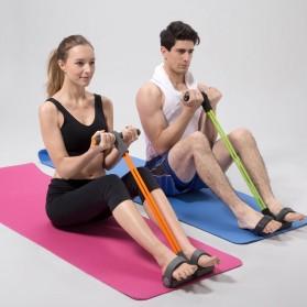 Alat Fitness Body Trimmer 50 x 25 x 25cm - Blue - 3