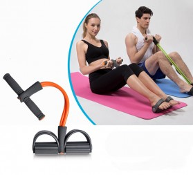 Alat Fitness Body Trimmer 50 x 25 x 25cm - Blue - 4