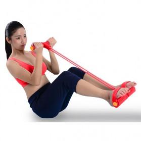 Alat Fitness Body Trimmer 50 x 25 x 25cm - Blue - 5