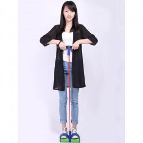 Alat Fitness Body Trimmer 50 x 25 x 25cm - Blue - 8