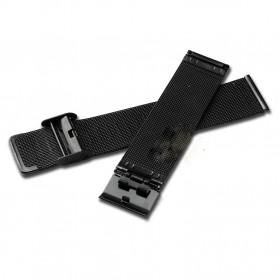 Strap Jam Tangan Milanese Stainless Steel 18mm - Silver - 6
