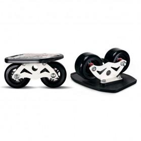 Drift Two Roller Skateboard Plate - Z1 - Black - 2