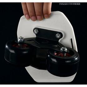 Drift Two Roller Skateboard Plate - Z1 - Black - 6