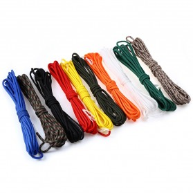 YOUGLE Tali Paracord Camping Adventure 7 Core 31 Meter - SS01 - Camouflage - 2