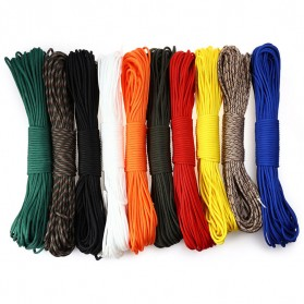YOUGLE Tali Paracord Camping Adventure 7 Core 31 Meter - SS01 - Camouflage - 4