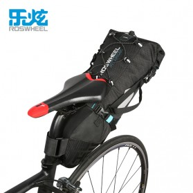 Roswheel Attack Tas Sepeda Polyester 7L - Black