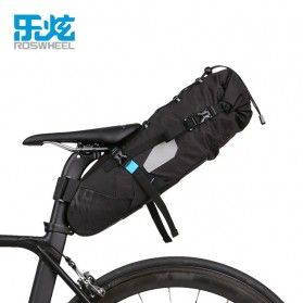 Roswheel Attack Tas Sepeda Polyester 7L - Black - 2