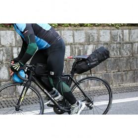 Roswheel Attack Tas Sepeda Polyester 7L - Black - 7