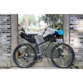 Roswheel Attack Tas Sepeda Polyester 7L - Black - 8