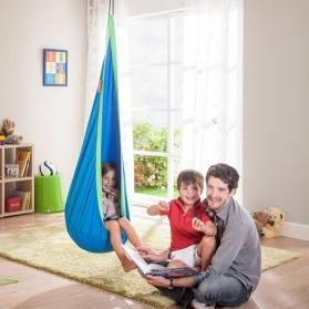 Hammock Ayunan Gantung Anak - H1339 - Blue