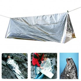Tenda Camping Emergency - BW2503082 - Silver