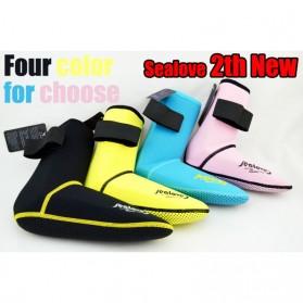 Keep Diving Sepatu Scuba Diving Size XL - Black - 3