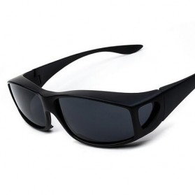 Kacamata Outdoor Polarized - Black
