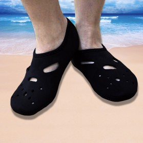Sepatu Surfing Diving Size L - Black - 8