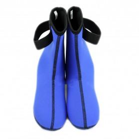 Sepatu Neoprene Scuba Diving Size L - Black - 3