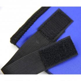 Sepatu Neoprene Scuba Diving Size L - Black - 6