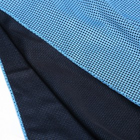 Zipsoft Handuk Dingin Sport Cooling Towel - SH-C00290 - Green - 6