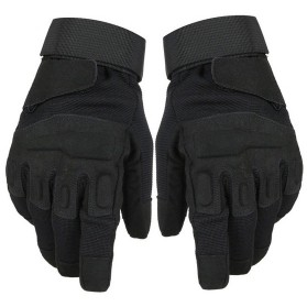 Black Eagle Hell Storm Sarung Tangan Paintball Protective Gloves - Size L - Black