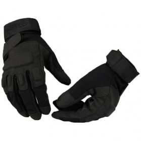 Black Eagle Hell Storm Sarung Tangan Paintball Protective Gloves - Size M - Black - 2