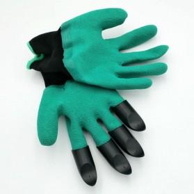 Sarung Tangan Berkebun - CZ-0146 - Green - 4