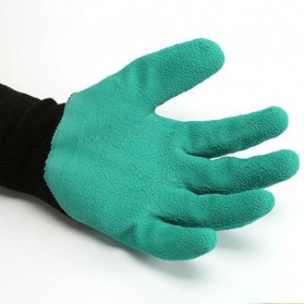 Sarung Tangan Berkebun - CZ-0146 - Green - 5