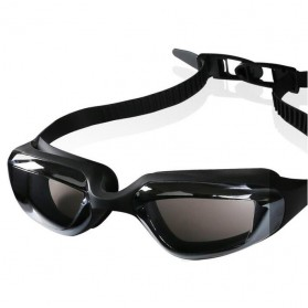 Kacamata Renang Electroplating Anak dan Dewasa - 5500M - Black - 2