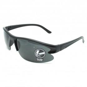 OULAIOU Kacamata Sepeda Anti UV - 3106 - Black
