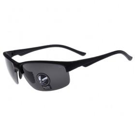 OULAIOU Kacamata Sepeda Anti UV - 3109 - Black