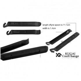 CoolChange Peralatan Tambal Ban Sepeda - Black - 6