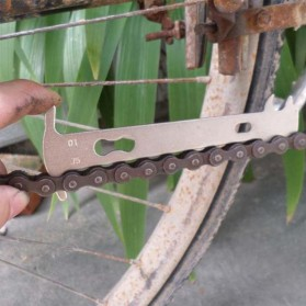 Alat Checker Rantai Sepeda - JGJ0606 - 2