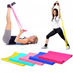 Geakbros Elastic Rubber Stretch Rope Pilates - GK-YG03402 - Purple