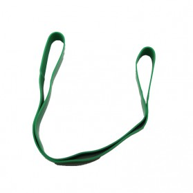 Latex Pull Up Resistance Band Fitness Size M - Y66OR - Black - 6