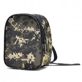 Tas Pinggang Mini untuk Fishing Reel - Camouflage