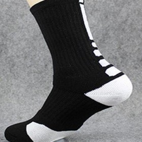 Kaos Kaki Sport 39-45 - Black