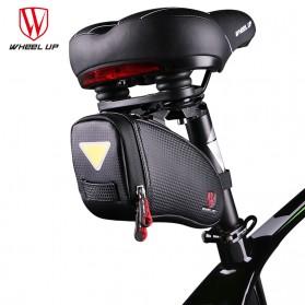 Wheel Up Tas Sepeda Waterproof Bag - Black