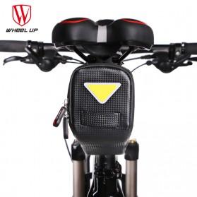 Wheel Up Tas Sepeda Waterproof Bag - C15 - Black - 3