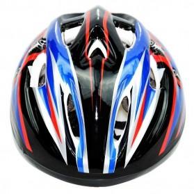 KUYOU Helm Sepeda Anak 3-8 Tahun - KY007 - Blue - 2