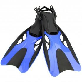 Kaki Katak Swimming Fin Diving Size 42-47 - WJ0314 - Blue
